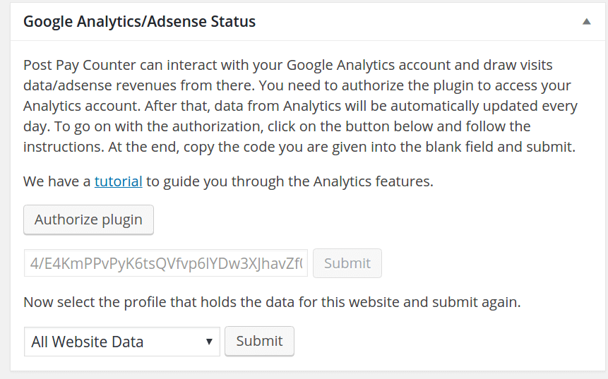 Analytics All Website Data 1