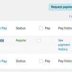 Allow writers to request payments